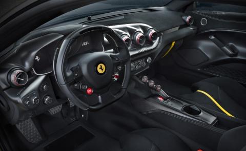 Ferrari F12tdf-5oto gundem