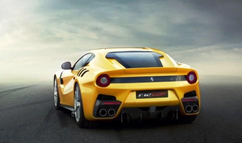 Ferrari F12tdf-oto gundem