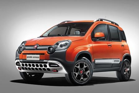 Fiat Panda Cross otogundem