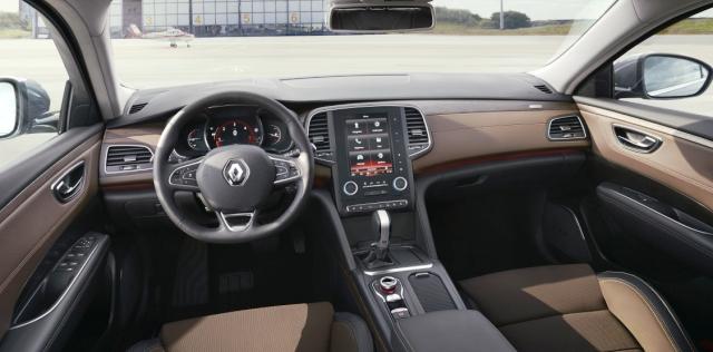 Renault Talsiman 8