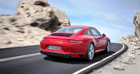 oto gundem_Yeni_Porsche_911