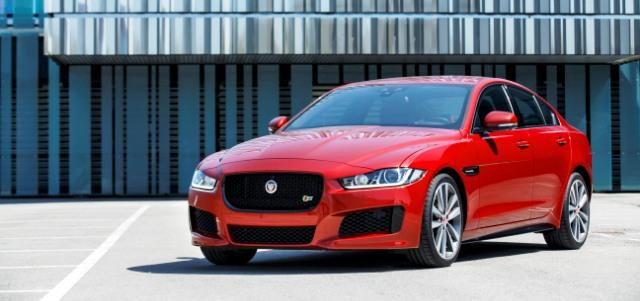 Jaguar XE otogundem