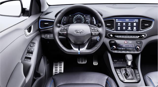 Hyundai IONIQ otogundem
