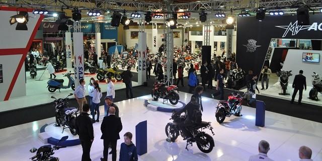 Eurasia Moto Bike Expo otogundem,
