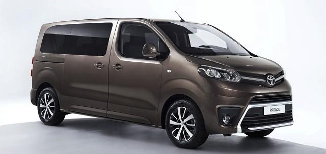 Toyota PROACE VERSO otogundem