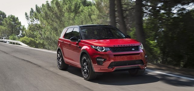 Yeni Land Rover Discovery Sport otogundem