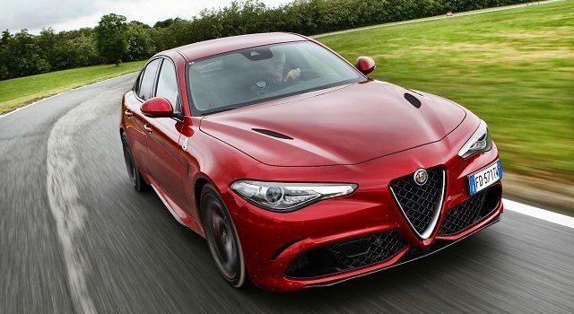 Alfa Romeo Giulia Quadrifoglio-4otogundem