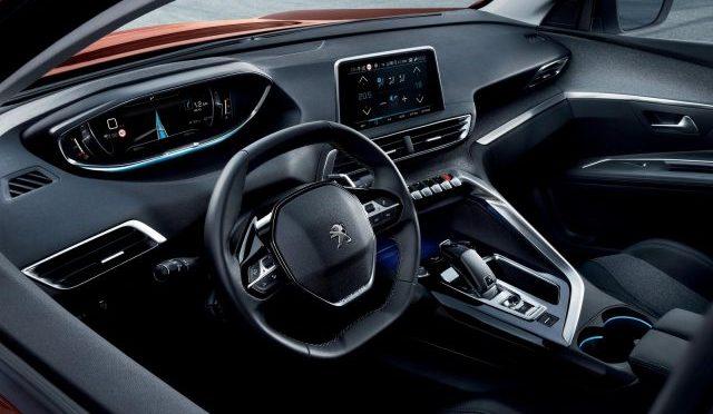 Peugeot-3008 otogundem iç