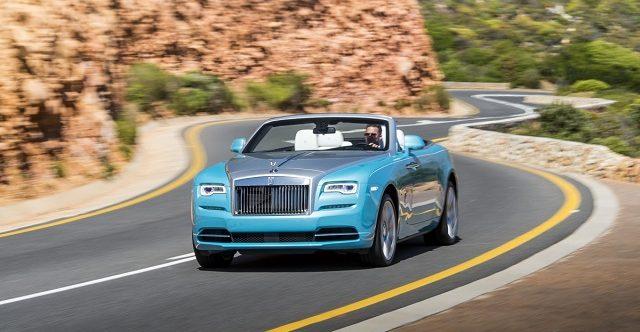 Rolls-Royce Dawn otogundem 1