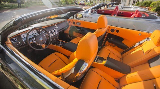 Rolls-Royce Dawn otogundem 4
