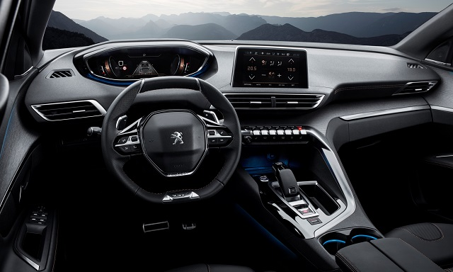 Yeni Peugeot 3008 GT otogundem 1
