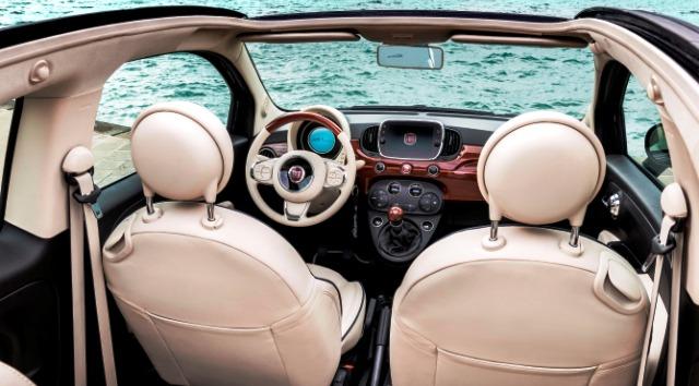 Fiat 500 Riva oto gündem