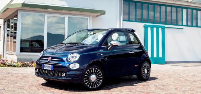 Fiat 500 Riva otogundem