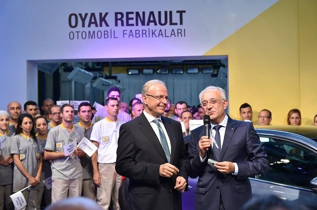 Renault Genel Müdürü İbrahim Aybar yeni görevine Renault Mais Yönetim Kurulu Başkanı olarak devam edecek.