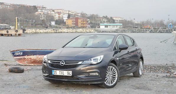 Opel Astra Hb 1 6 Cdti Testi Oto Gundem
