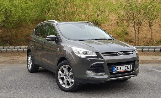 Ford Kuga otogundem test3