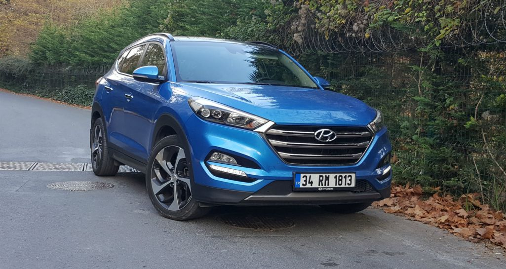 hyundai tucson 4x2 turbo dct test oto g ndem. Black Bedroom Furniture Sets. Home Design Ideas